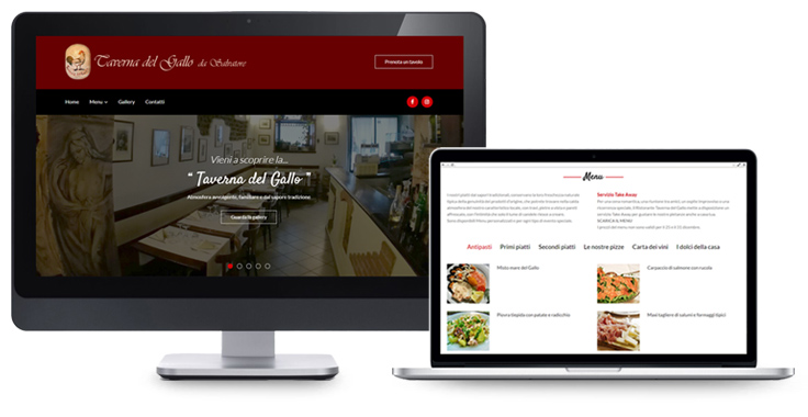Pico Communications - Taverna del Gallo (IT) - Web site