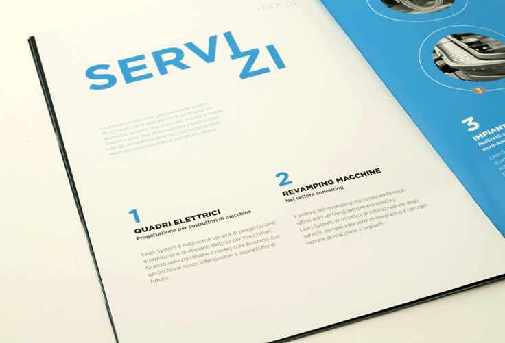 Pico Communications - Lean System (IT) - Brochure