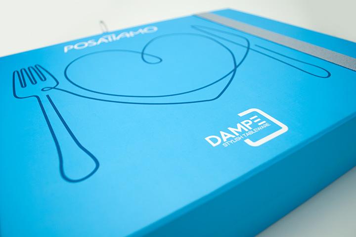 Pico Communications - Dampe (IT) - Packaging Dampe - Posatiamo 2018
