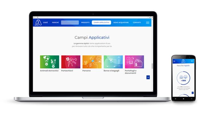 Pico Communications - Apick (CH) - Web site