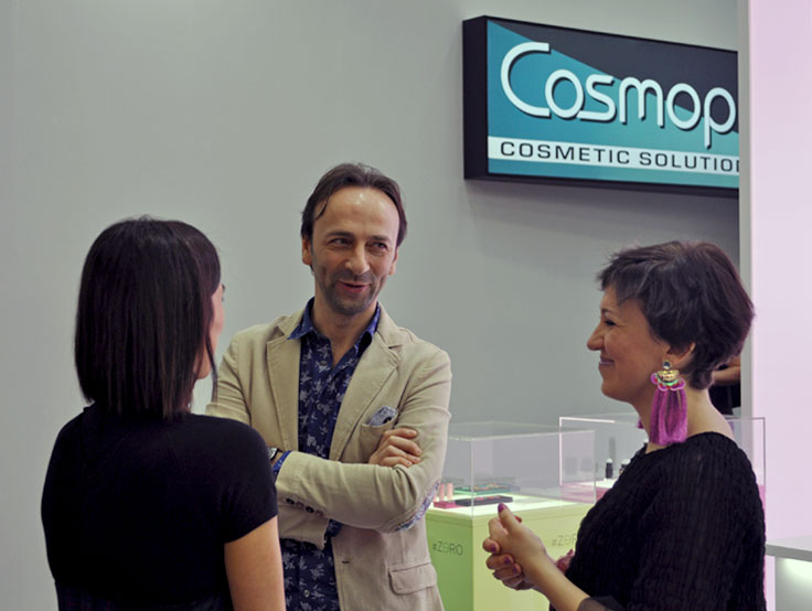 Pico Communications - Cosmei (IT) - Stand Cosmopack
