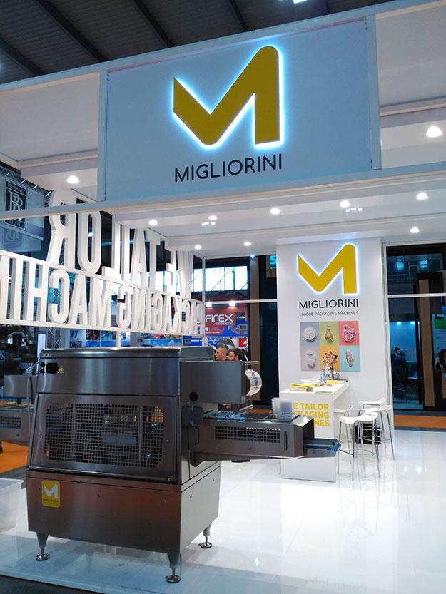 Pico Communications - Migliorini (IT) - Stand Ipack-IMA