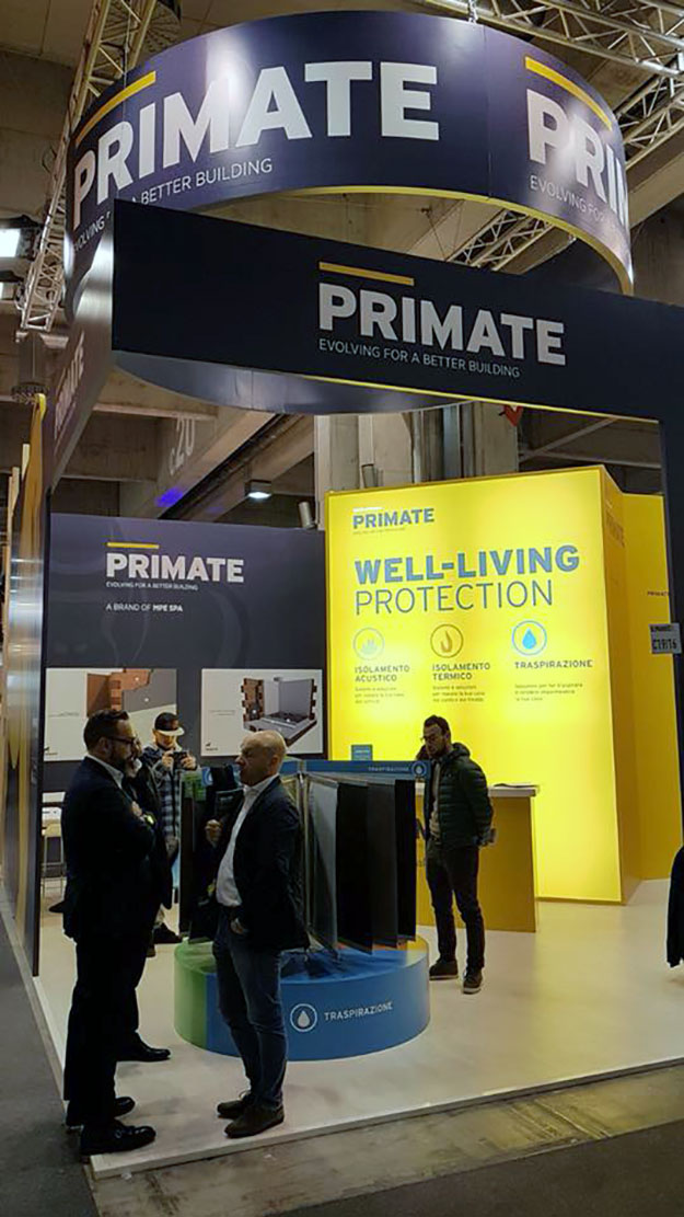 Pico Communications - Primate (IT) - Stand Klimahouse