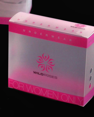 Pico Communications - Wild Roses International (CH) - Packaging