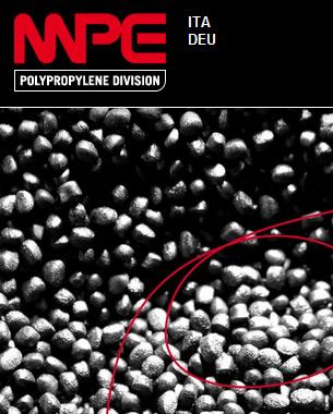 Pico Communications - MPE Polypropylene Division (IT) - Web site