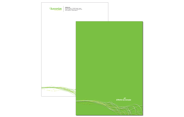 Pico Communications - SuisseGas (CH) - Stationery System